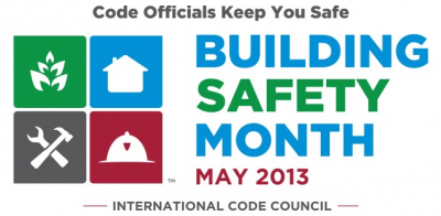 Week Two: Building Safety Month 2013